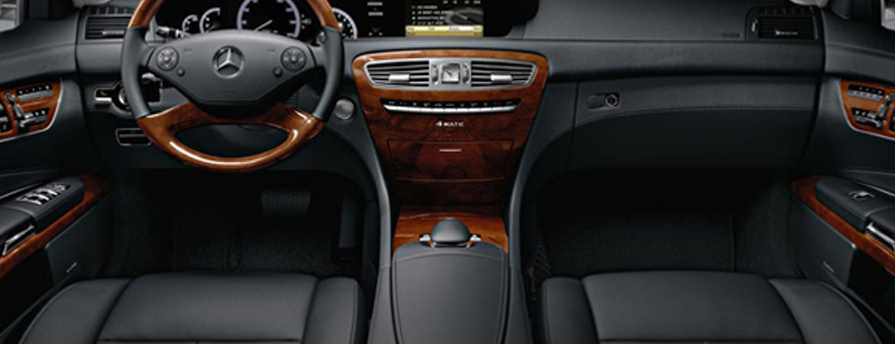 Interior Vehicle Detailing